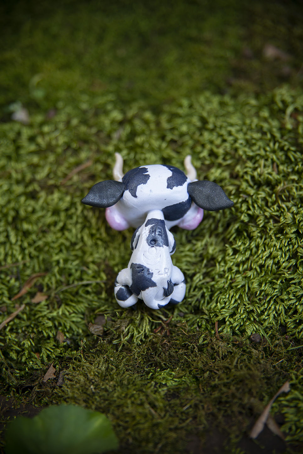 "Cow ""Abby Abduction"" Mishling #43"
