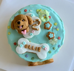 Artisan Dog Celebration/Birthday Cake (Liver Cake)