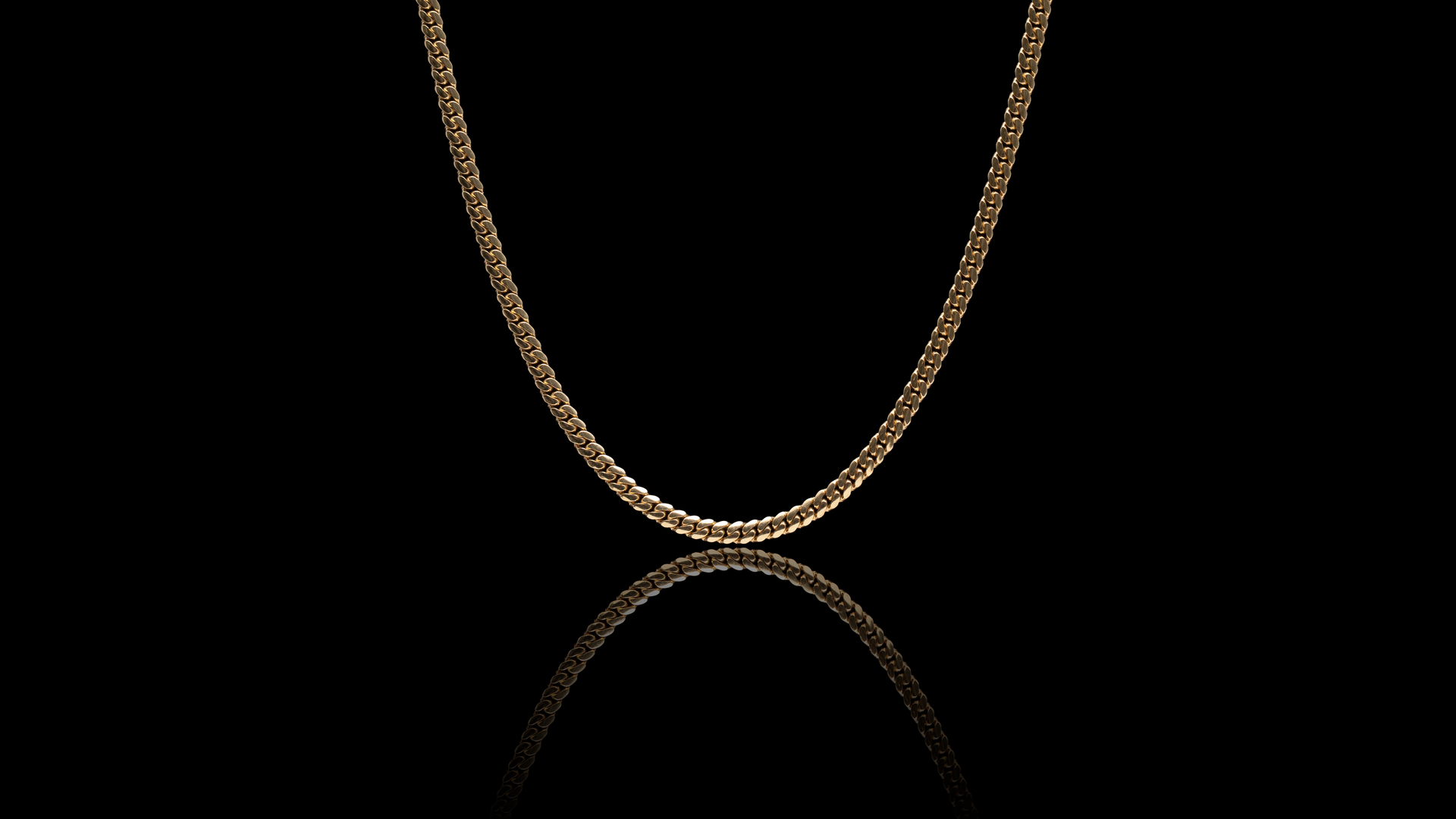 [SPECIAL] 14K Yellow Gold Cuban Link Chain