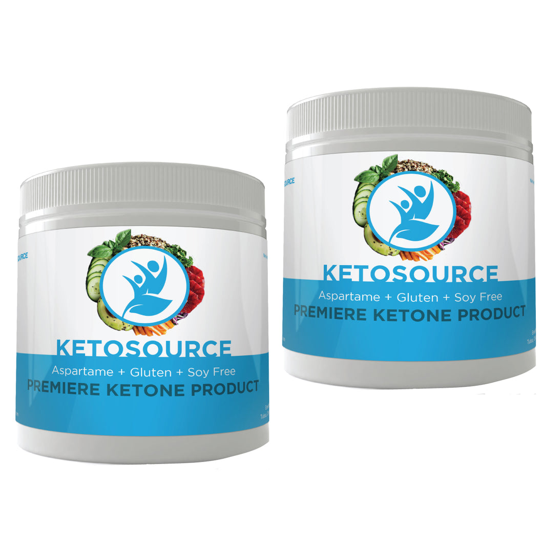 KetoSource (Two Pack)
