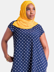 Vivo Basic Hijab Head Wrap - Yellow