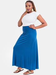 Vivo Jade Maxi Skirt - Teal