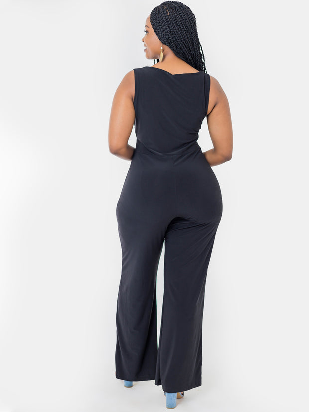 Vivo Joelle Jumpsuit - Black