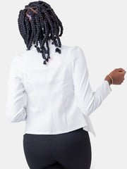 Vivo Savannah Shawl Jacket -  Off White