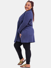 Vivo May Sweater - Navy Blue