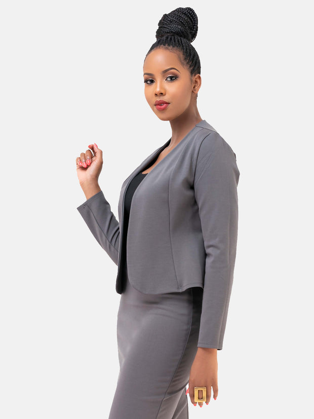 Vivo Basic Ali Jacket - Grey