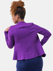 Vivo Basic Ali Jacket - Purple