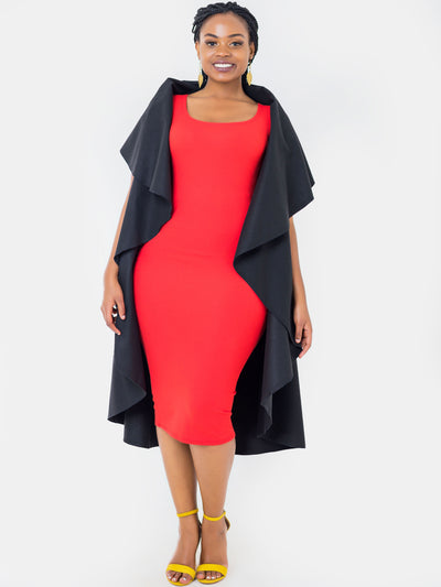 Vivo Mimosa Coat - Black