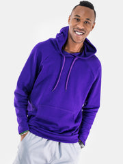 Zetu Oversized Unisex Hoodie - Purple - Shop Zetu