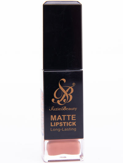 Suzie Beauty Liquid Matte Lipstick - Toffee