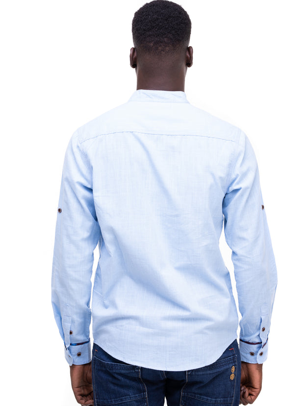 Kidosho Pambo Men's Shirt - Light Blue