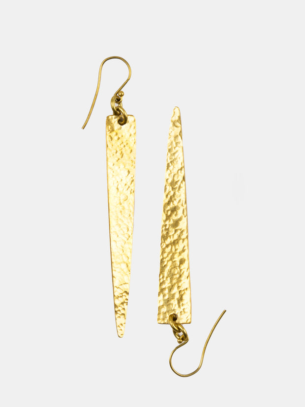 Kipato Barafu Earrings - VivoWoman