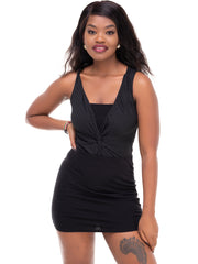 ForKeeps Knot Bodysuit - Black