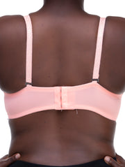 Rokens Collection Lace Bra - Light Pink