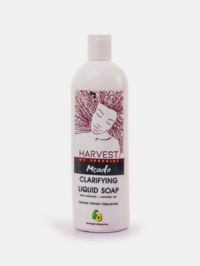 Harvest Mcado Clarifying Liquid Soap - Shop Zetu