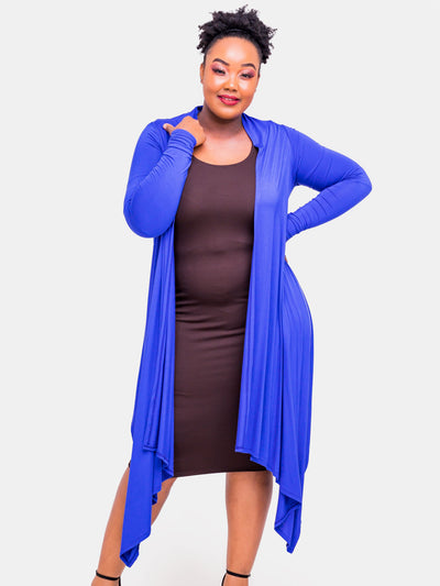 Vivo Yoga Wrap - Royal Blue - Shop Zetu