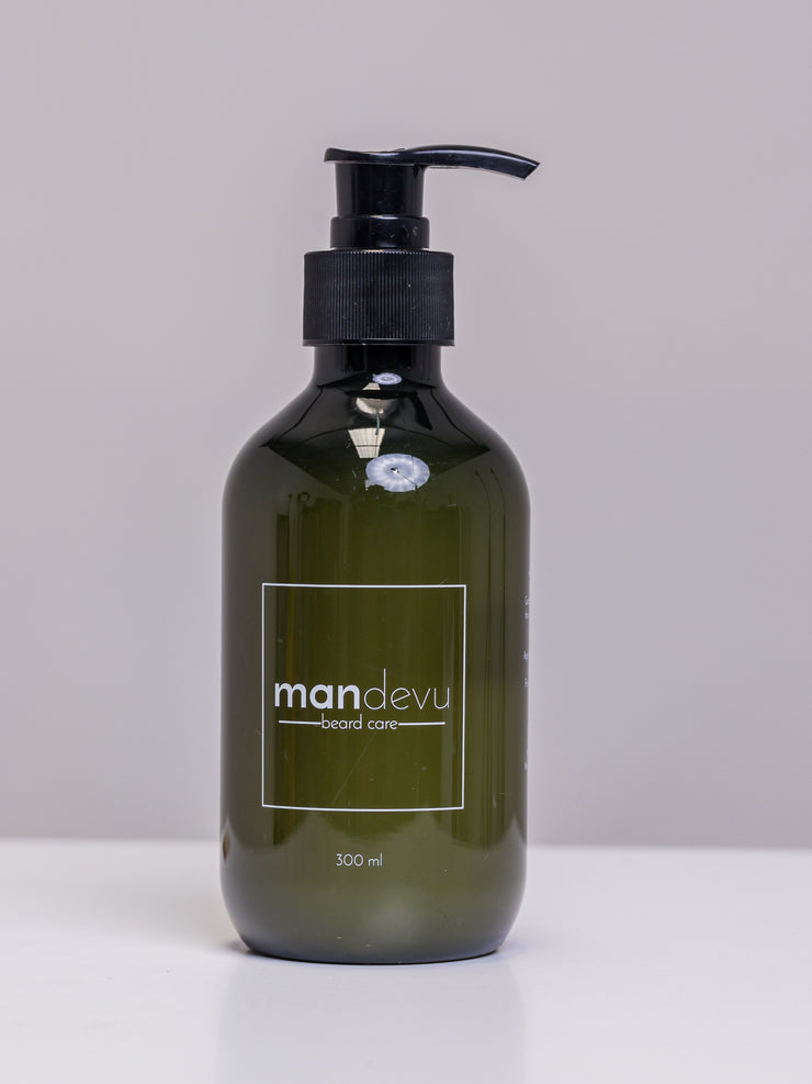 Mandevu Beard & Hair Wash