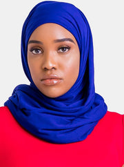 Vivo Hijab - Royal Blue