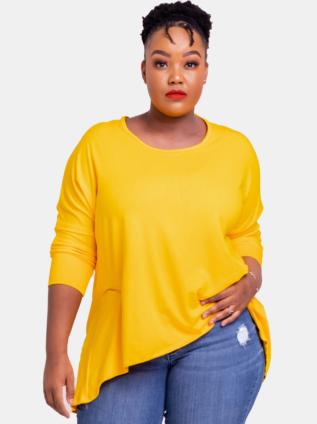 Vivo EW Top - Yellow