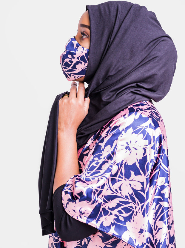 Vivo Basic Hijab Head Wrap - Black
