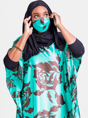 Vivo Hijab Head Wrap - Black