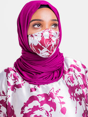 Vivo Hijab Head Wrap - Pink