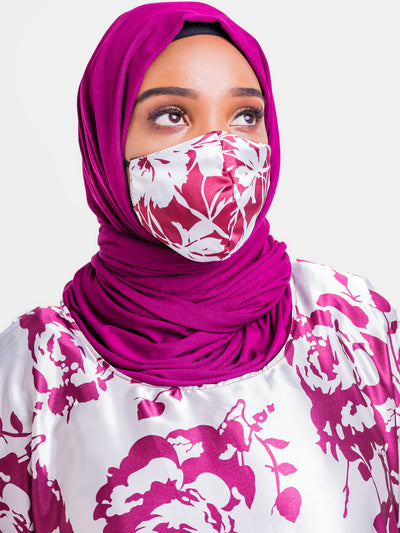 Vivo Basic Hijab Head Wrap - Pink