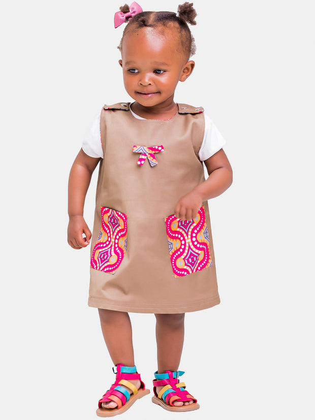 Kipepeo Isaro Dress