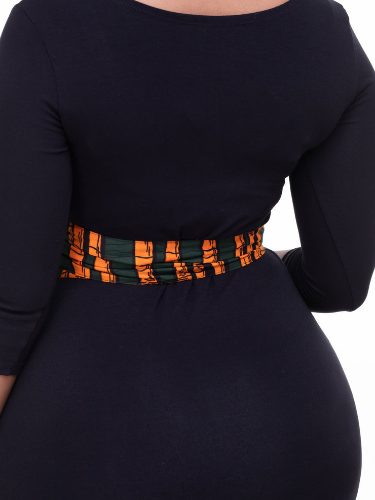 Vivo Aziza Belt - Hunters Print