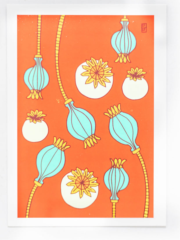 Lulu Creatives Postcards - Plant Something - Shop Zetu