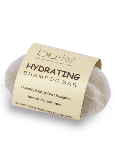 BU-KE' Hydrating Shampoo Bar - Shop Zetu