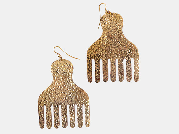 Guo Studio Kichana Earrings - Shop Zetu