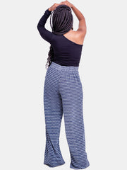 Vivo Nandi Lined Pants - Blue Print