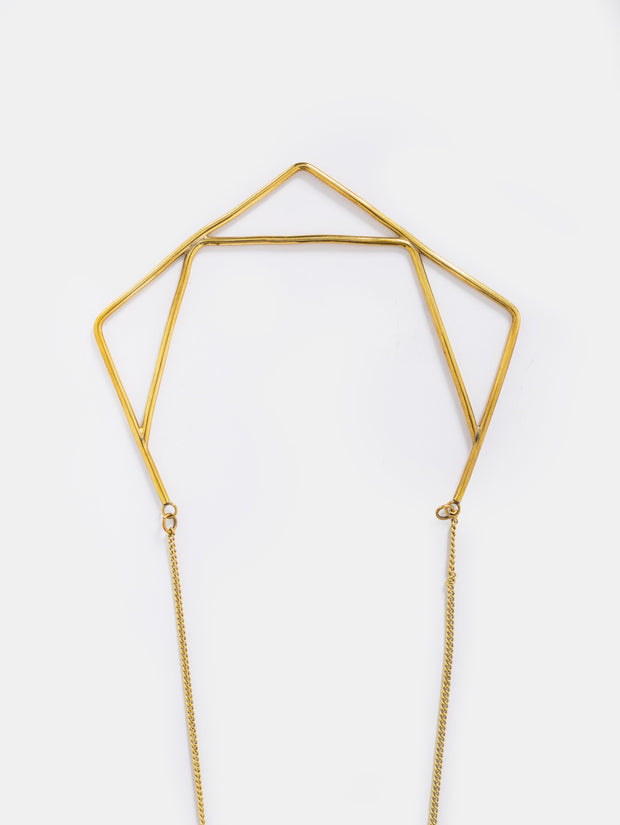 Guo Studio Trigon Necklace - VivoWoman