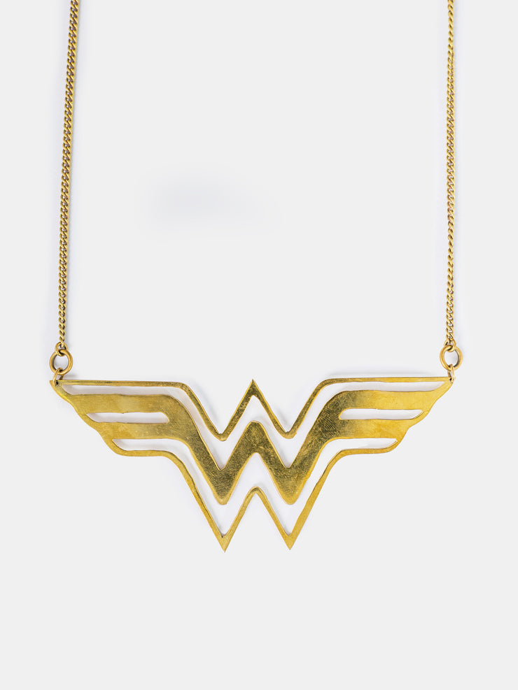 My Soul Tonic Wonder Woman Necklace - VivoWoman