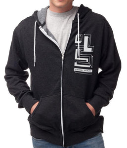 Lindsey Stirling Circuits 2016 Tour Zip Hooded Sweatshirt