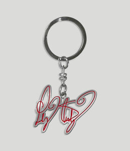 Lindsey Stirling Signature Key Chain