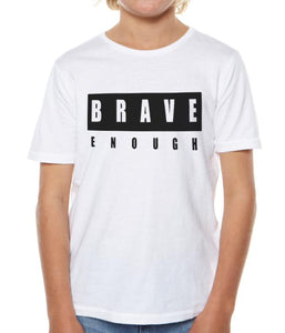 Lindsey Stirling Brave Text Youth Shirt