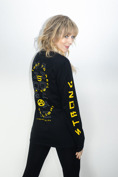 Lindsey Stirling Reclaim Long Sleeve Shirt
