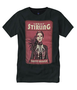 Lindsey Stirling Vintage Poster Shirt