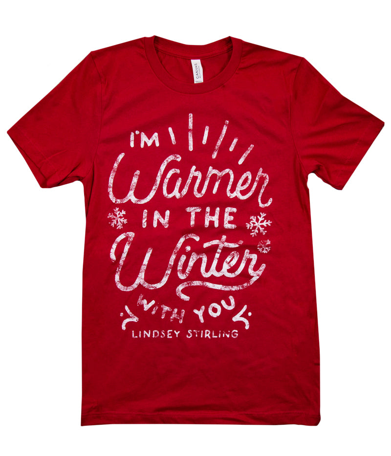 Lindsey Stirling Warmer Shirt