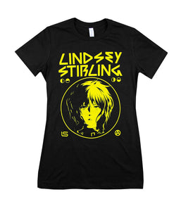 Lindsey Stirling Circle Womens Shirt