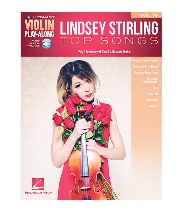 Lindsey Stirling Top Songs Vol. 79 Music Book