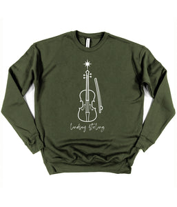 Lindsey Stirling Violin Tree Crewneck Sweatshirt