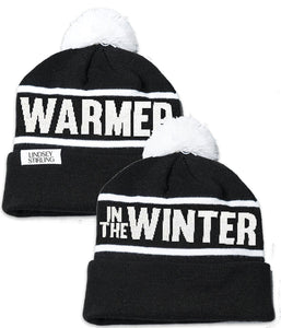 Lindsey Stirling Warmer In The Winter Knit Beanie