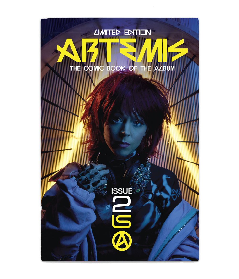 Lindsey Stirling Artemis Comic Book - Issue II