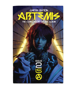 Lindsey Stirling Artemis Comic Book - Issue II *PREORDER SHIPS JUNE 2020