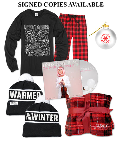 Lindsey Stirling Warmer In The Winter Bundle #2
