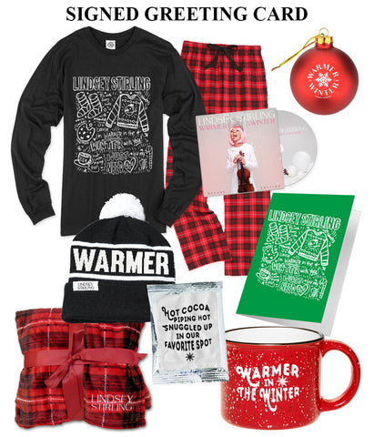 Lindsey Stirling Warmer In The Winter Bundle #3