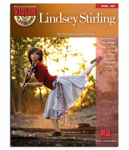 Lindsey Stirling Play-Along Music Book